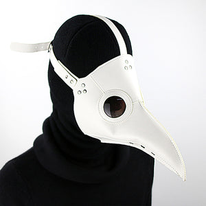 Exquisite Steampunk Plague Mask for Halloween Cosplay Party