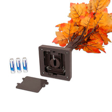 Load image into Gallery viewer, Artificial Fall Lighted Maple Tree 24 LED Table Lights Battery Operated for Home Decor