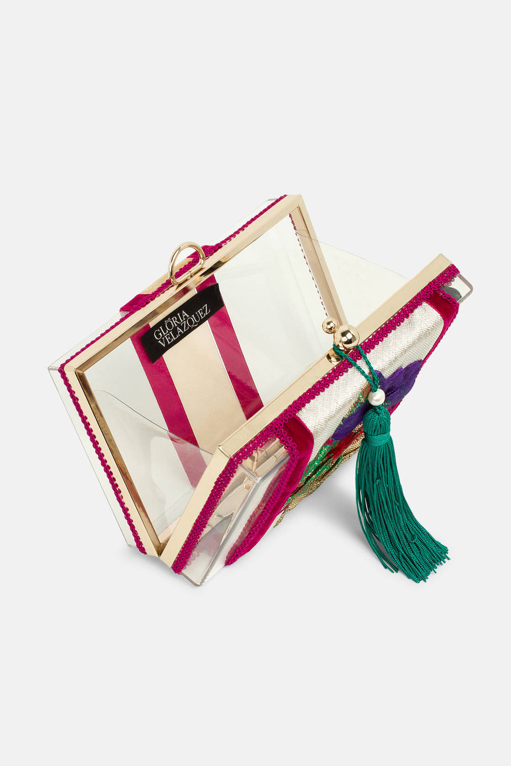 Tess Clutch - Multicolor