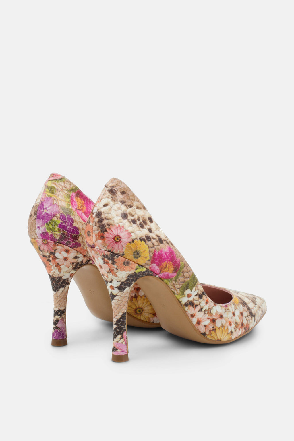 Chaussure Blossom - Rose