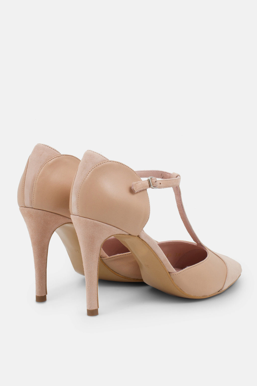 Zapato Honey - Rosa Nude