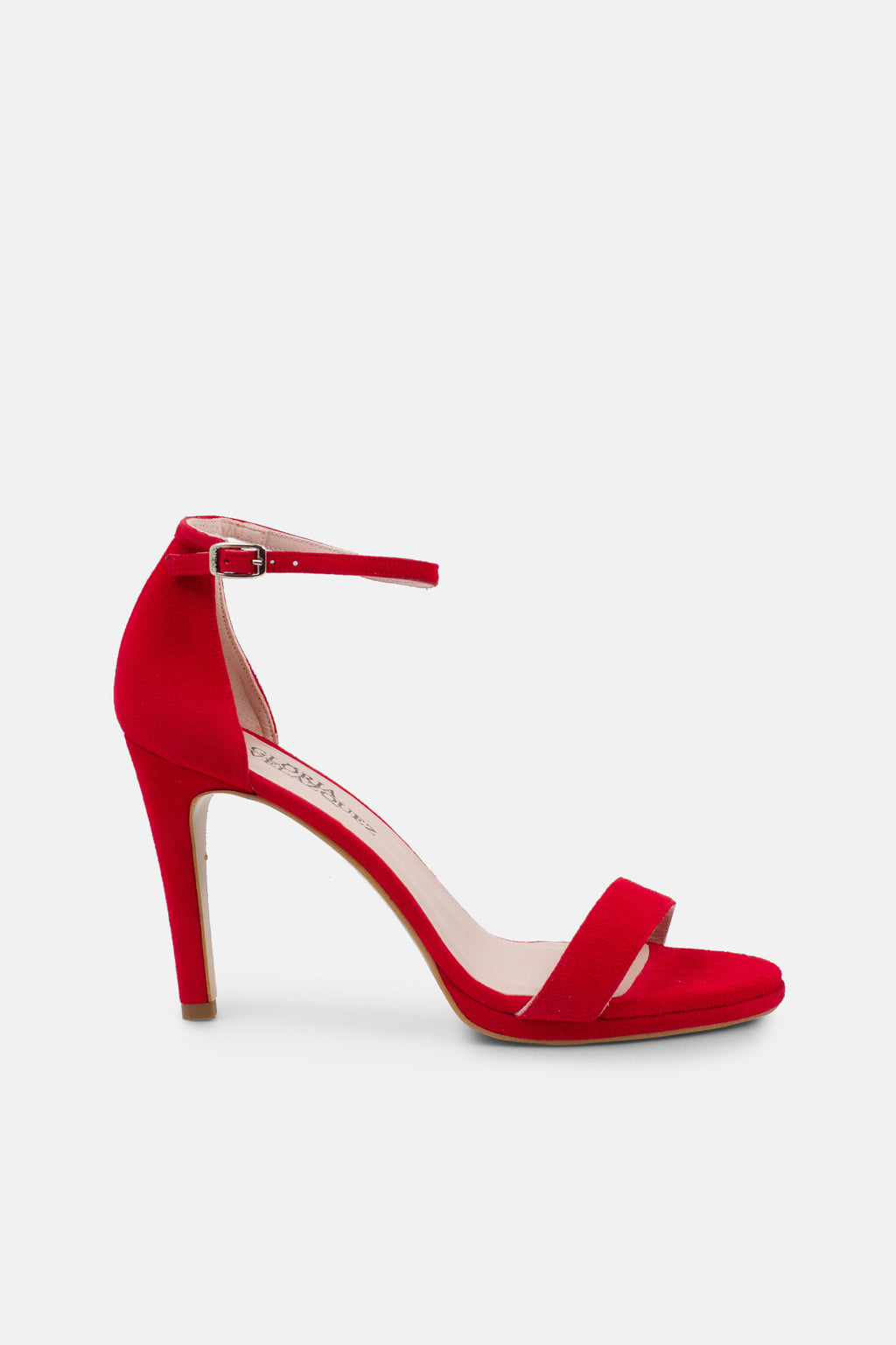 Chaussure Cerise - Rouge
