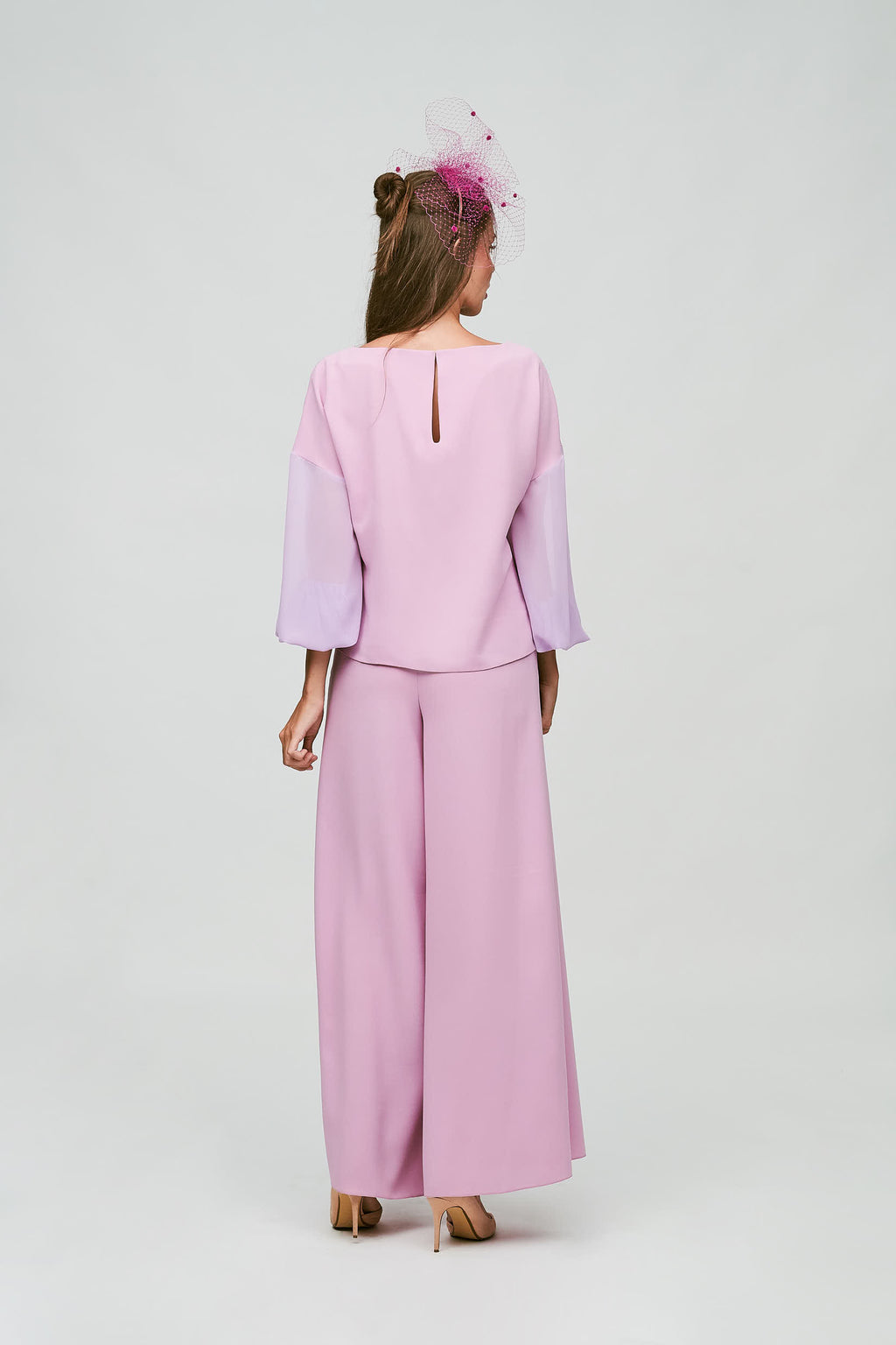 Manon Shirt - Mauve