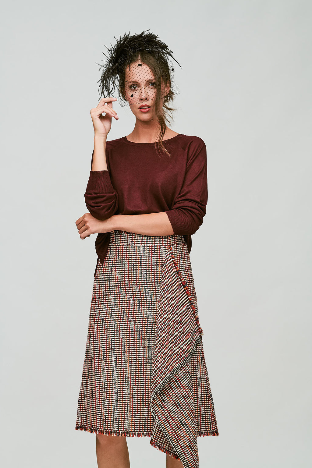 Lara skirt - Multicolor