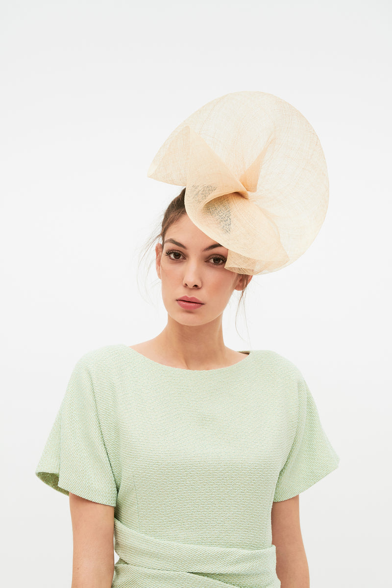 Bern Headdress - Beige