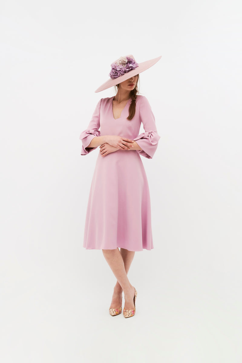 Natacha dress - Malva