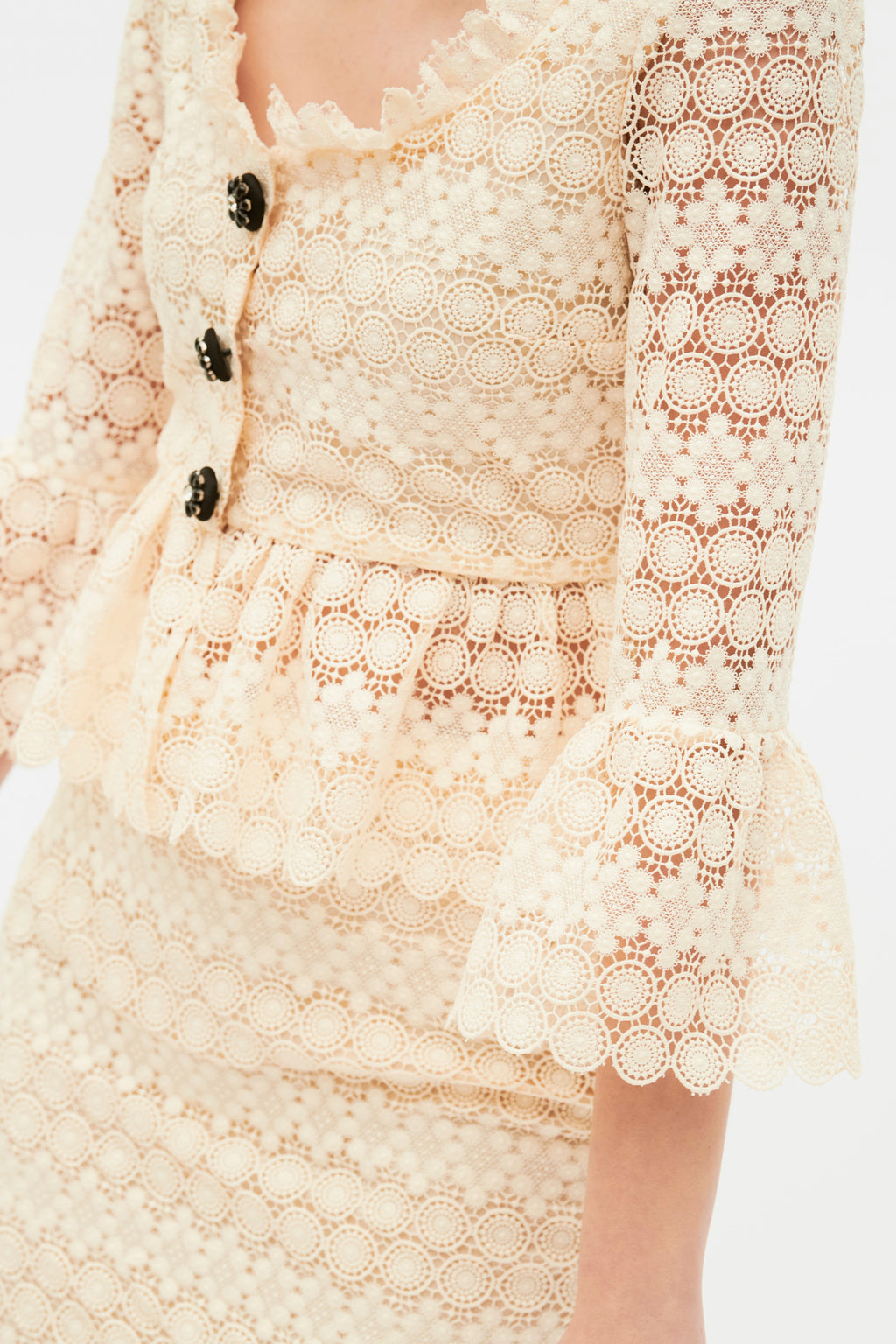 Lauren Jacket - Beige