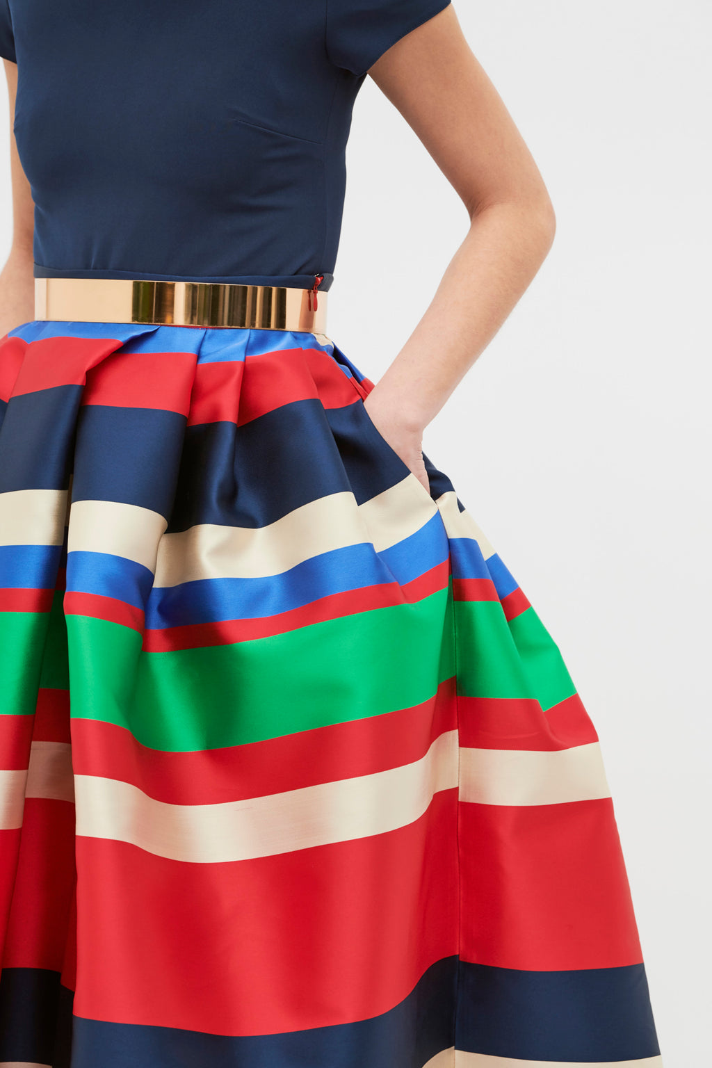 New York Skirt - Multicolor