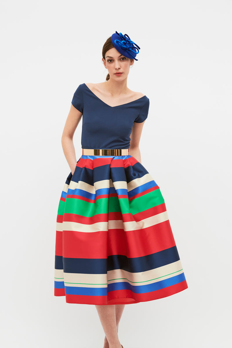 Falda New York - Multicolor