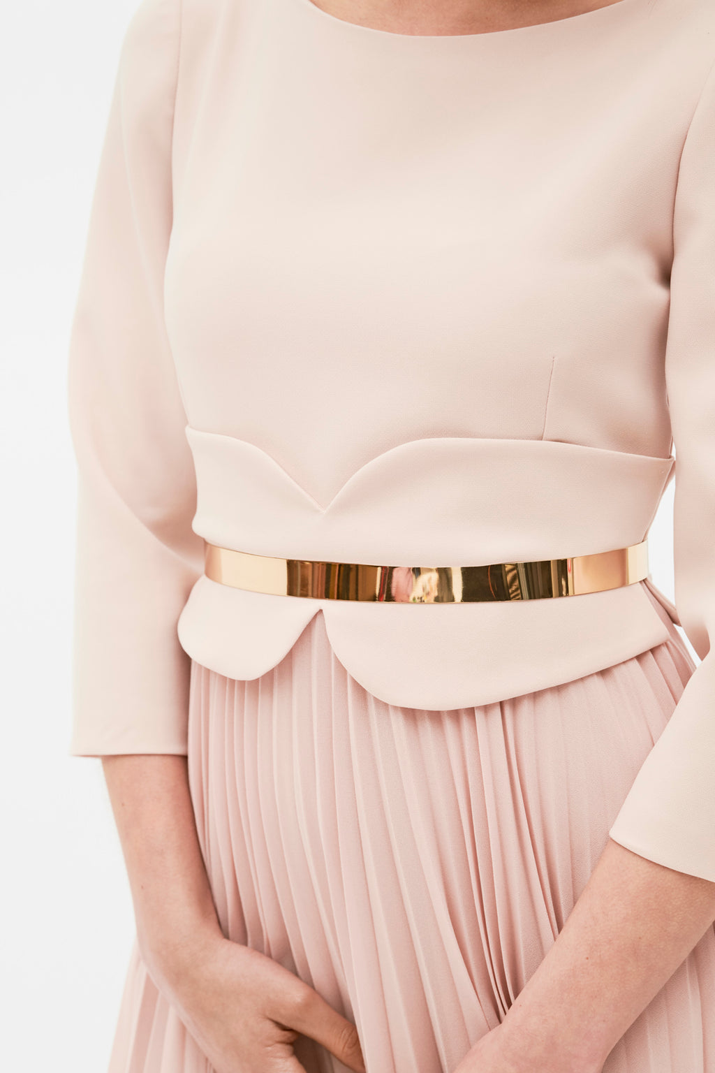 Ceinture Zero Thin - Or
