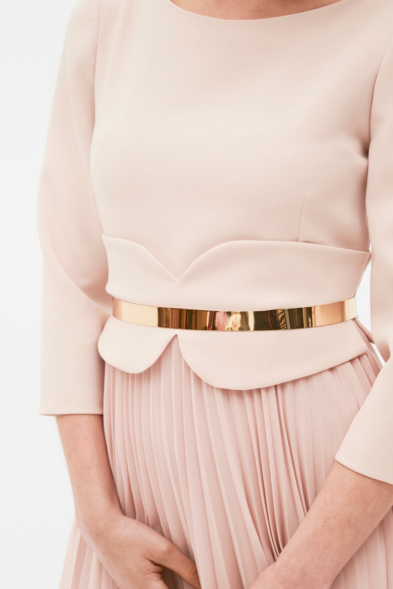 Zero Thin Belt - Gold