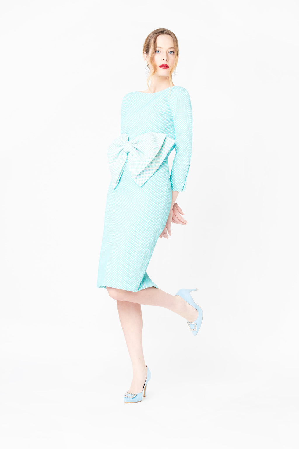 Tonia dress - Green