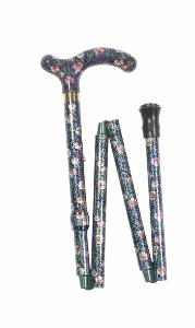 Folding Easy Joint Walking Stick 4616. More Colours