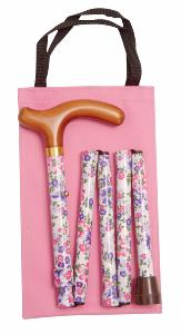 Handbag Size Folding Stick 4800