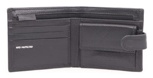 6-22 Mens Leather wallet