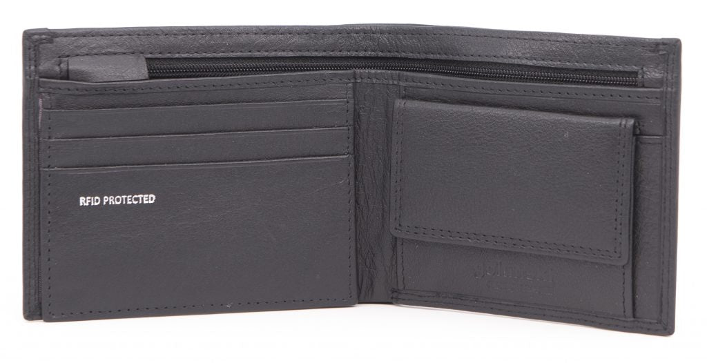 6-24 Mens leather wallet