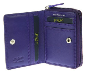 7-113 Caribbean Purse wallet