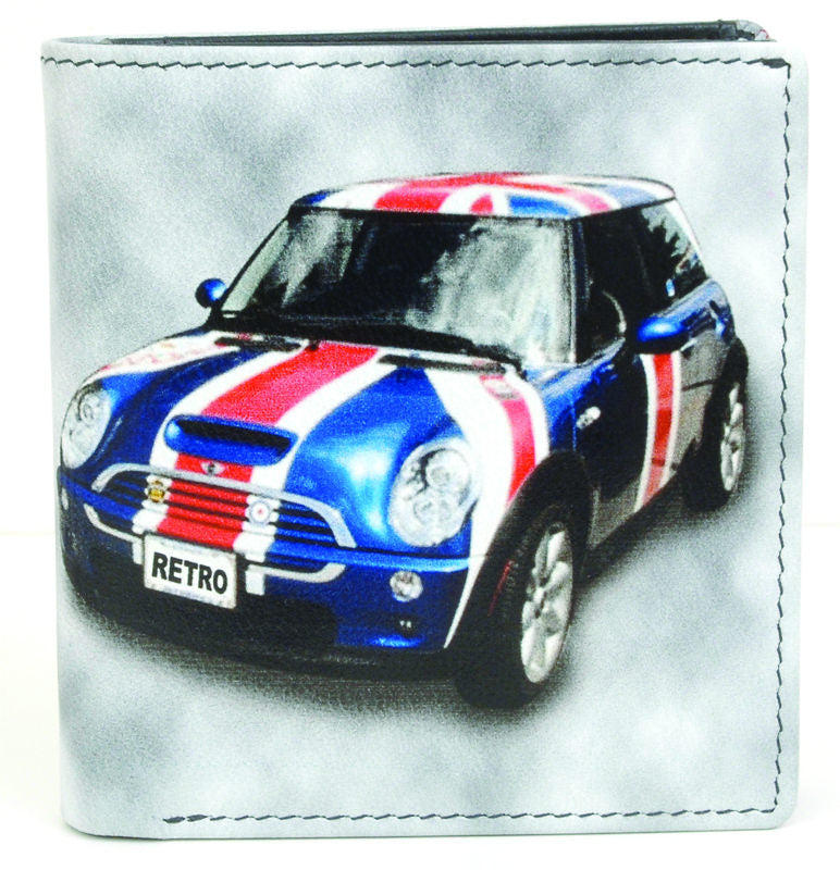 7-553 Mini car wallet