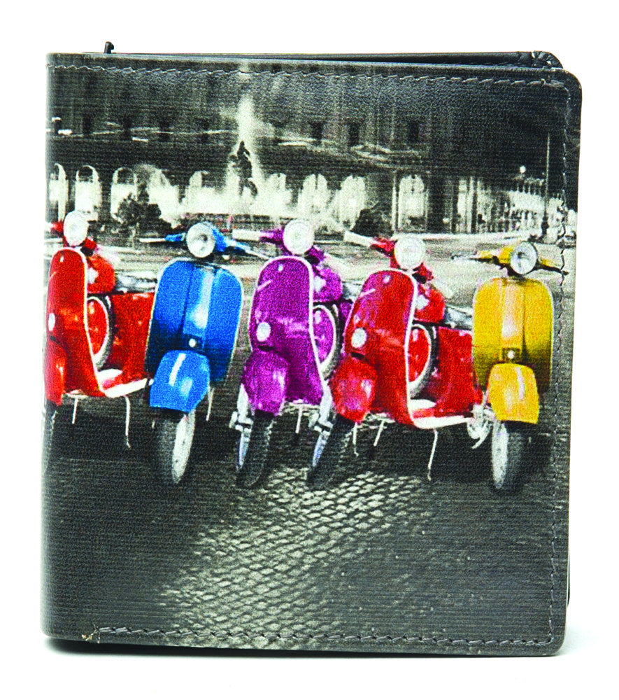7-809 Scooter wallet