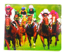 Load image into Gallery viewer, 7-959 Horse racing Wallet