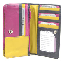 Load image into Gallery viewer, 880 Ladies Purse Wallet (More Colours)