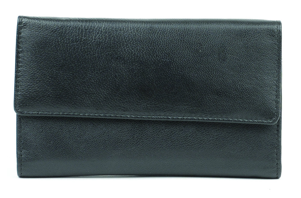 Ladies 882 Leather Purse Wallet