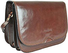 Load image into Gallery viewer, Gianni Conti 9406005 Leather Shoulder Bag