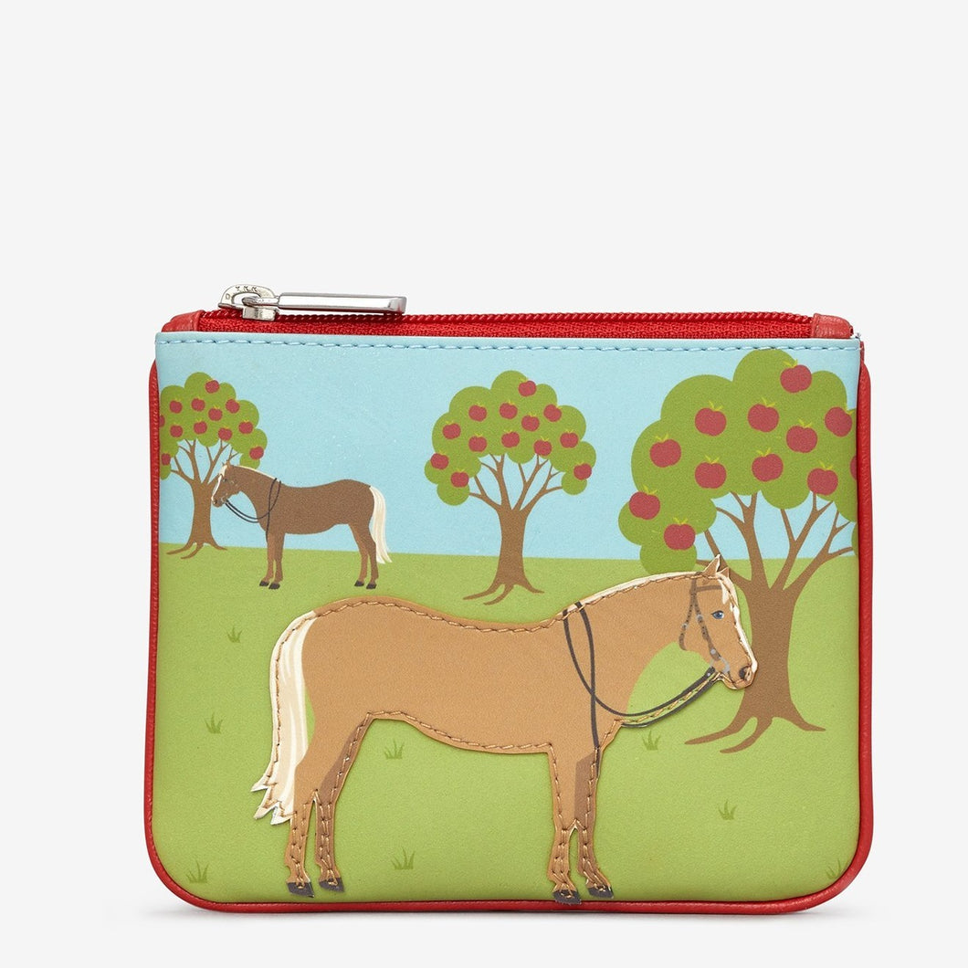 Yoshi Horse Picture Purse