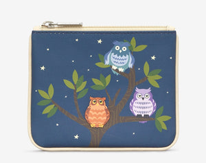 Yoshi Hooting Owls Picture Purse