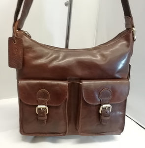 Ashwood G21 Leather Handbag