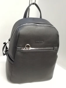 David Jones 6422-2 Pu Backpack