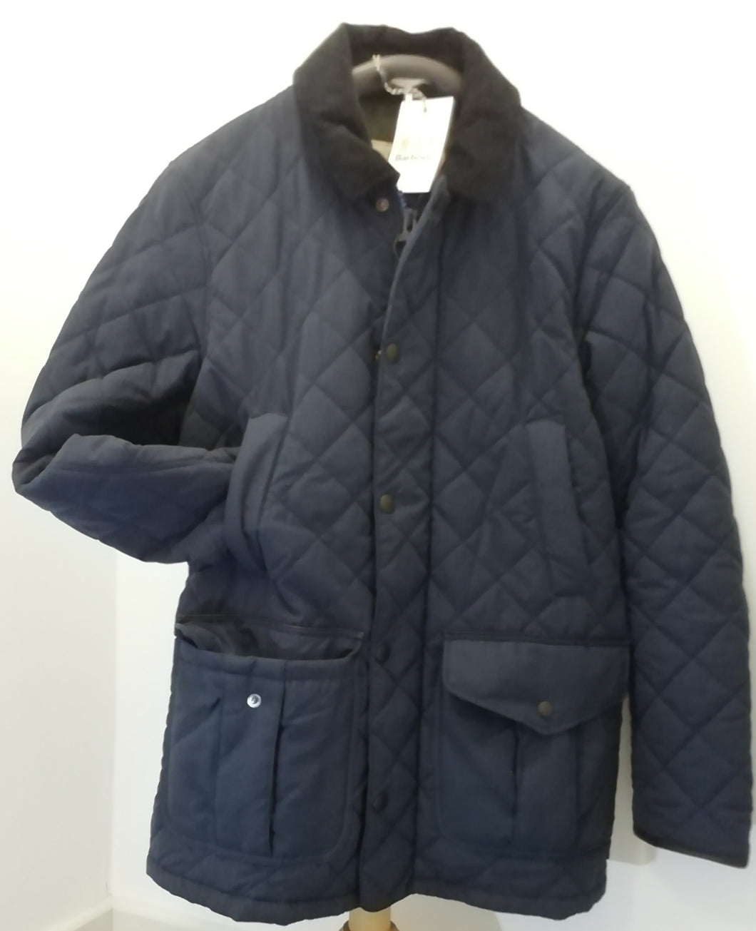 Barbour Mens Langdale Quilted Jacket