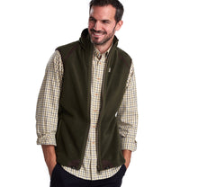 Load image into Gallery viewer, Barbour Langdale Fleece Waistcoat