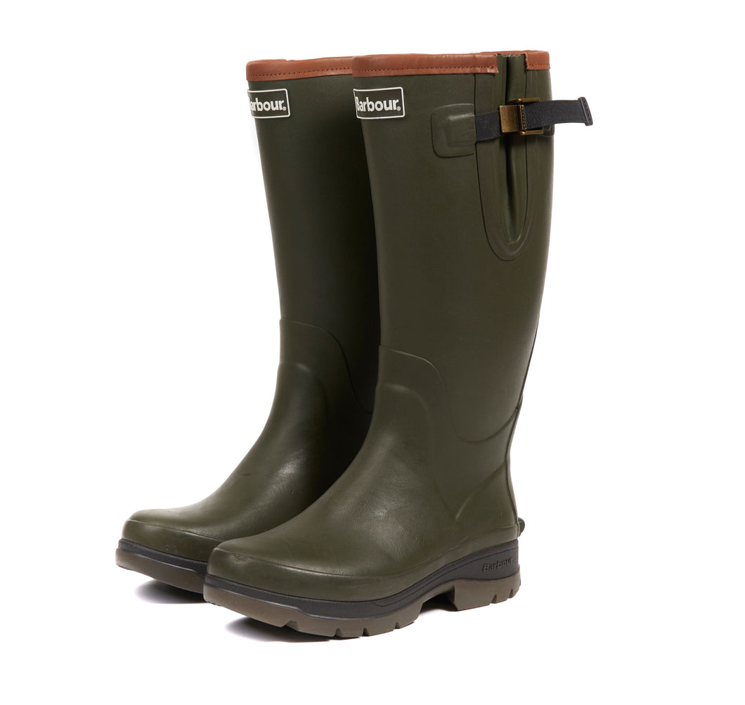 Barbour Tempest Neoprene Lined Wellingtons