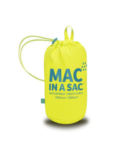 Mac in the Sac  Unisex Packable Waterproof Jacket More Colours