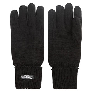 Mens Max Knitted Thinsulate Gloves