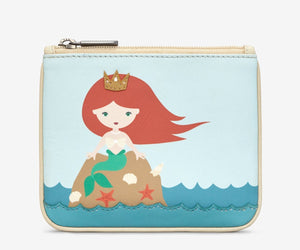 Yoshi Mermaid Picture Purse