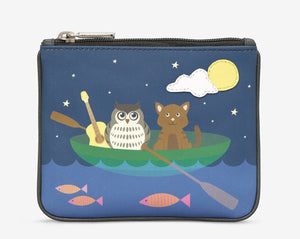 Yoshi Owl and the Pussycat Picture Purse