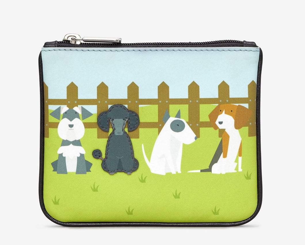 Yoshi Puppies Picture Purse
