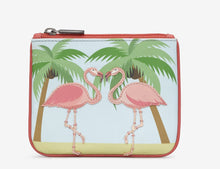 Load image into Gallery viewer, Yoshi Flamingo Picture Purse