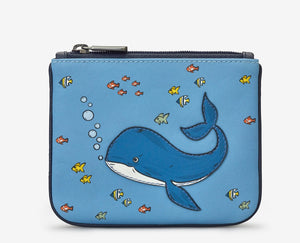 Yoshi Whale Picture Purse