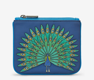 Yoshi Peacock Picture Purse