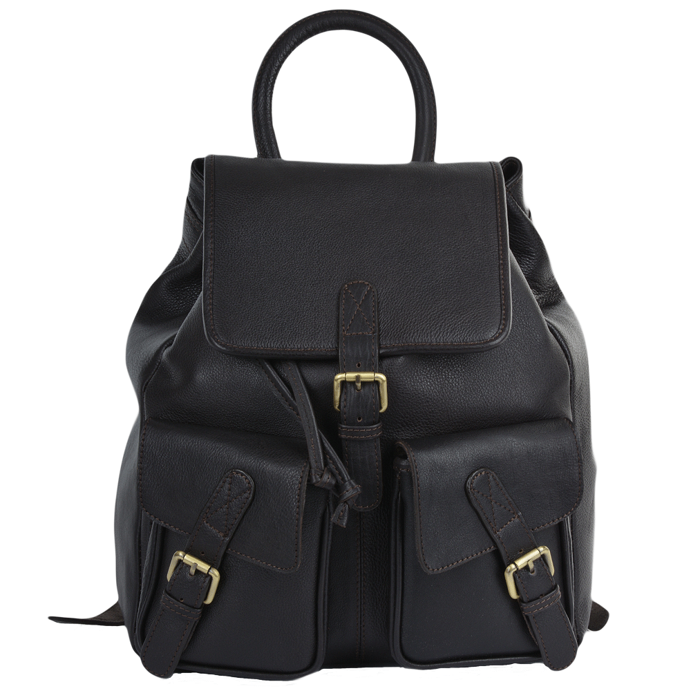Ashwood Leather Backpack