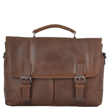 Load image into Gallery viewer, Ashwood Leather Brief Case