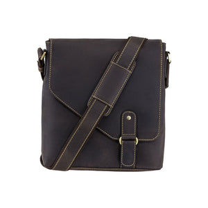 Visconti Aspin - Leather Messenger Bag