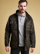 Load image into Gallery viewer, Barbour Trooper Wax Jacket