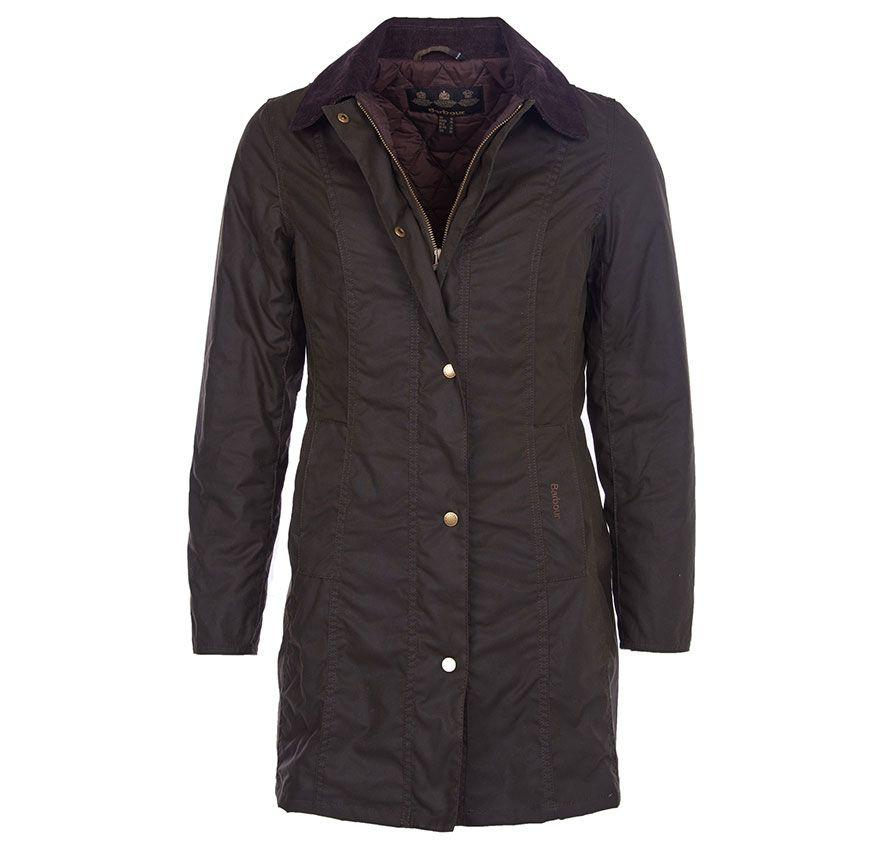 Barbour Belsey Wax Jacket