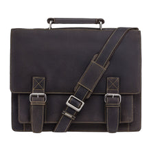 Load image into Gallery viewer, Visconti Hercules - Large Leather Briefcase