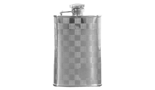 3.5floz Metal Hip Flask