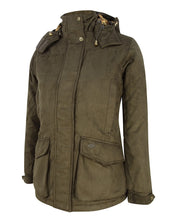 Load image into Gallery viewer, Hoggs Rannoch Ladies W/P Hunting Jacket